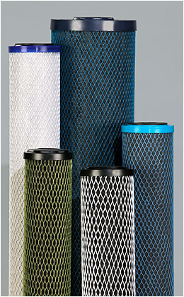 carbon cartridge filters